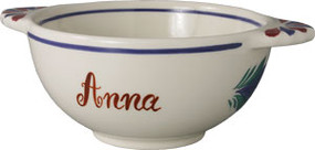Campagne - Woman - Personalized Lug Bowl