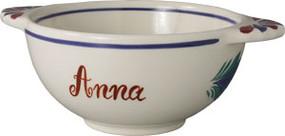 Campagne - Woman - Personalized Lug Bowl