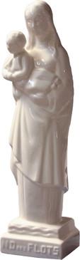 Notre Dame des Flots Statue