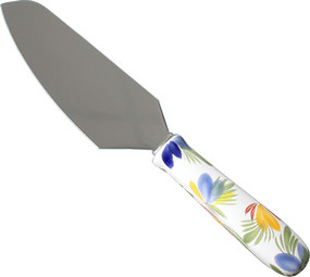 Cake Knife - Quimper Touch