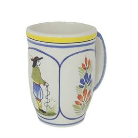 Tulip Mug - Henriot Man