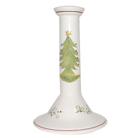 Candlestick - Decor Spirit of Christmas - IN STOCK