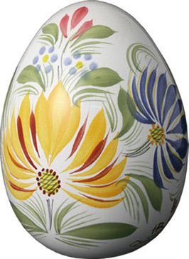 Decorative Egg - Fleuri Royal