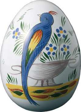 Decorative Egg - Jardin d'ete