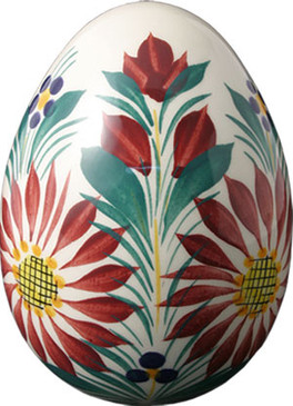 Decorative Egg - Fleuri