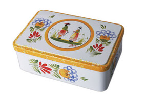 Cookie Tin - Hortense - IN STOCK