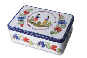 Cookie Tin - Tradition - IN STOCK