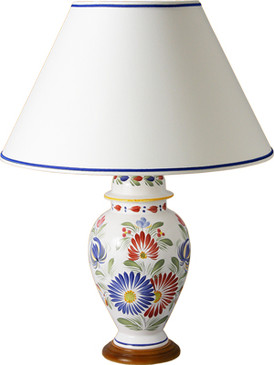 Round Lamp - Fleuri Royal