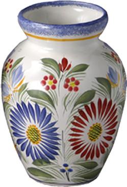 Round Vase - Fleuri Royal