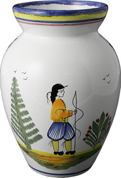 Round Vase - Tradition