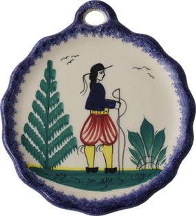 Dish with Handle - Campagne