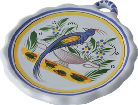 Dish with Handle - Jardin d'ete
