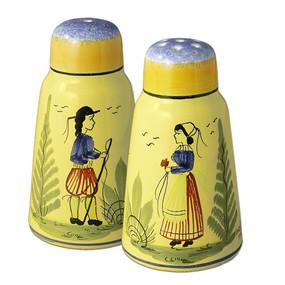 Salt & Pepper -Soleil Yellow