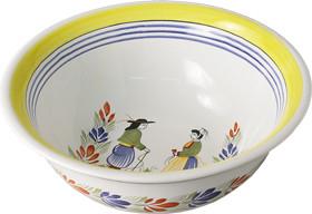 Salad Bowl - Henriot