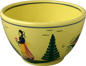 Parisian Bowl - Soleil Yellow