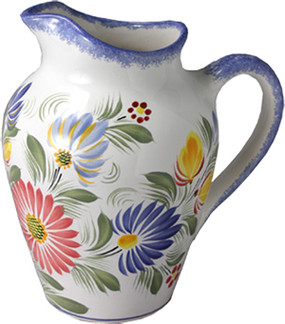 Pitcher - Fleuri Royal