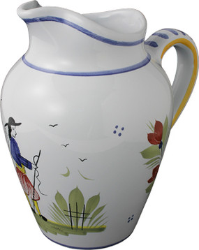 Pitcher - Mistral Blue