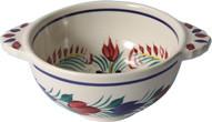 Breton Lug Bowl - Fleuri