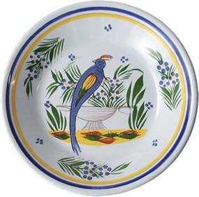 Miniature Plate - Jardin d'ete