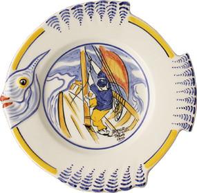 Fish Plate - Avel Vor