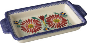 Butter Dish - Fleuri