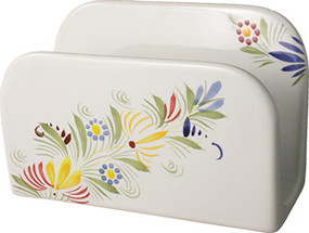 Napkin Holder - Quimper Touch