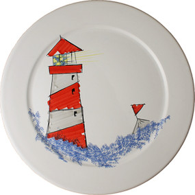 Pancake Platter - Lighthouse