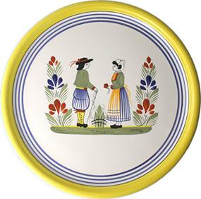 Cake Plate - Henriot