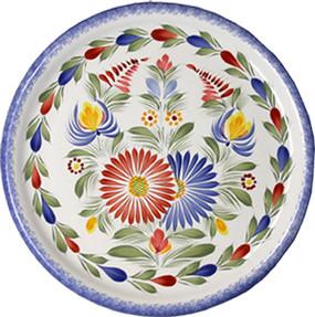 Cake Plate - Fleuri Royal