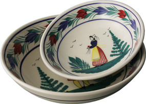 Serving Bowl - Campagne