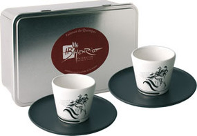 Espresso Box Set - Silver Shade