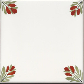 Flowers Corners - Henriot Tile
