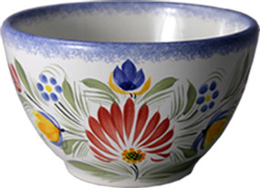 Parisian Bowl - Fleuri Royal