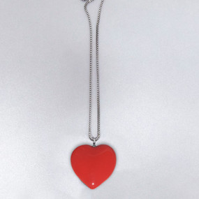 Necklace - Evora Rouge - IN STOCK