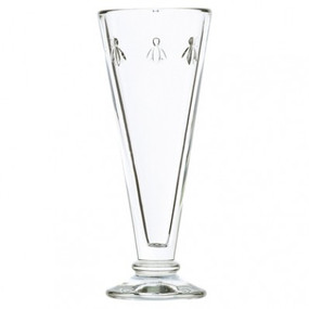 Champagne Flutes - Napoleon Bee - Set of 6 -  La Rochere