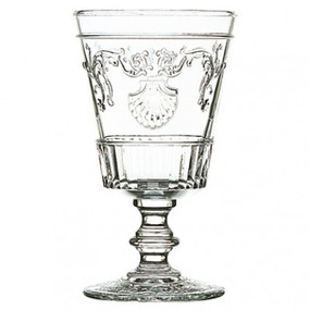 Water Glasses - Versailles - Set of 6 -  La Rochere