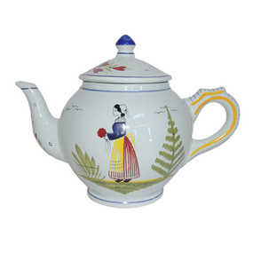 Tea Pot - Mistral Blue