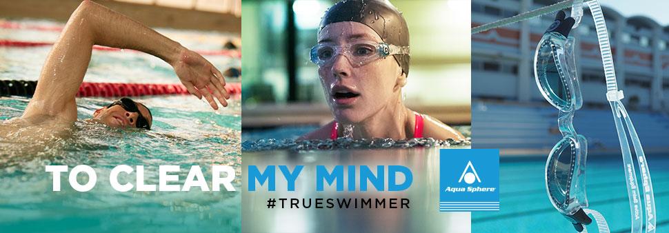 Aqua Sphere Swimming Goggles