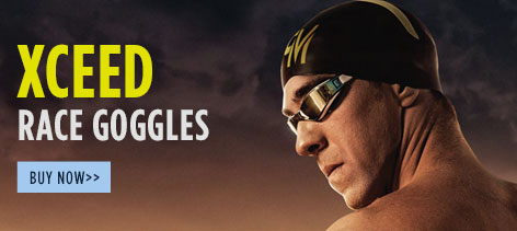 Xceed Race Swimming Goggles by MP Michael Phelps