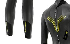 Quick Transitions with The Womens Pursuit Triathlon Wetsuit