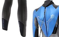Faster Transitions with the Womens Racer Triathlon Wetsuit