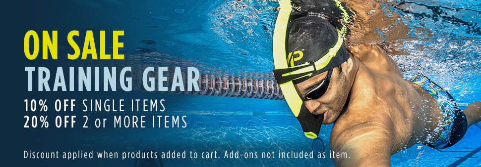 Swim Training Gear by MP Michael Phelps