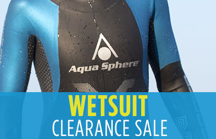 Triathlon Wetsuit Clearance