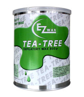 Wax - Tea Tree (Tin 800g)
