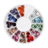 Various Color Strass Wheel