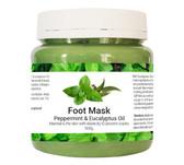 MO Nails Foot Mask