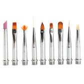 Chic Professional Gel Brush Set