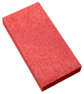 Small 2 sided, regular grit, flat buffing block, Easy to use on both finger and toe nails, Suitable for professional or home use.