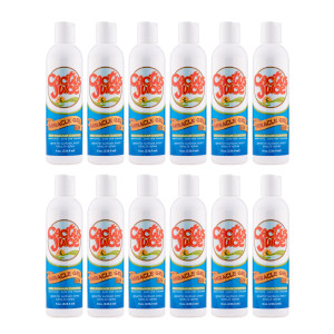 Twelve 8oz Miracle Gel bottles