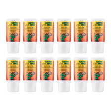 Twelve 2.5oz, 20 SPF, sunscreen/repellent bottles